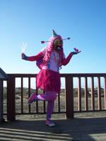 Pinkie Pie Cosplay by moparchallenger