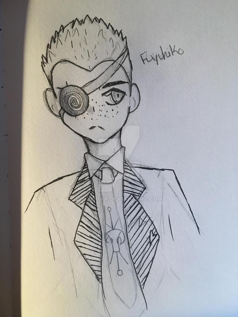 angery boss babey by InkNova