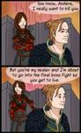 Dragon Age 2 SPOILERS