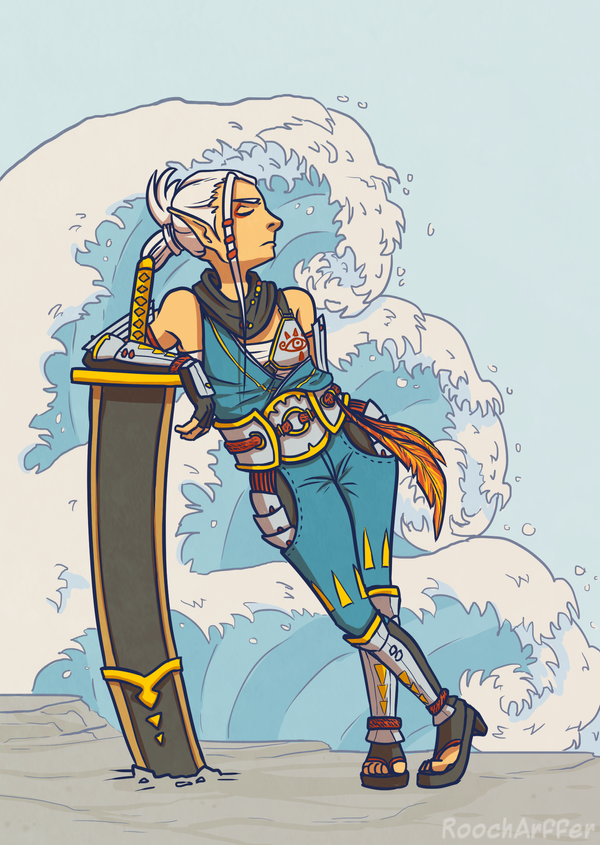 Impa by RoochArffer