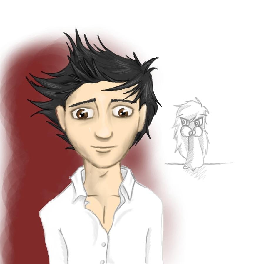 Pictures of James Sirius Potter Fan Art - #rock-cafe