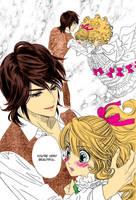Soichirou and Sumi by Irmoesss