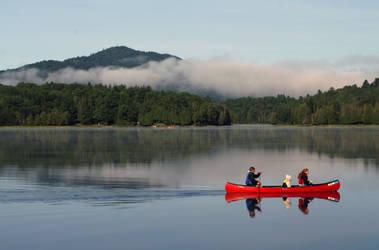 Lake Waking
