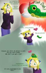 Spirit Pokemon GO by KitaNeeko