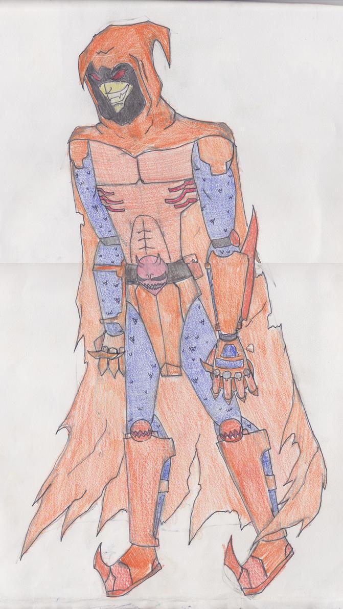 Hobgoblin by evilkittypwnsall