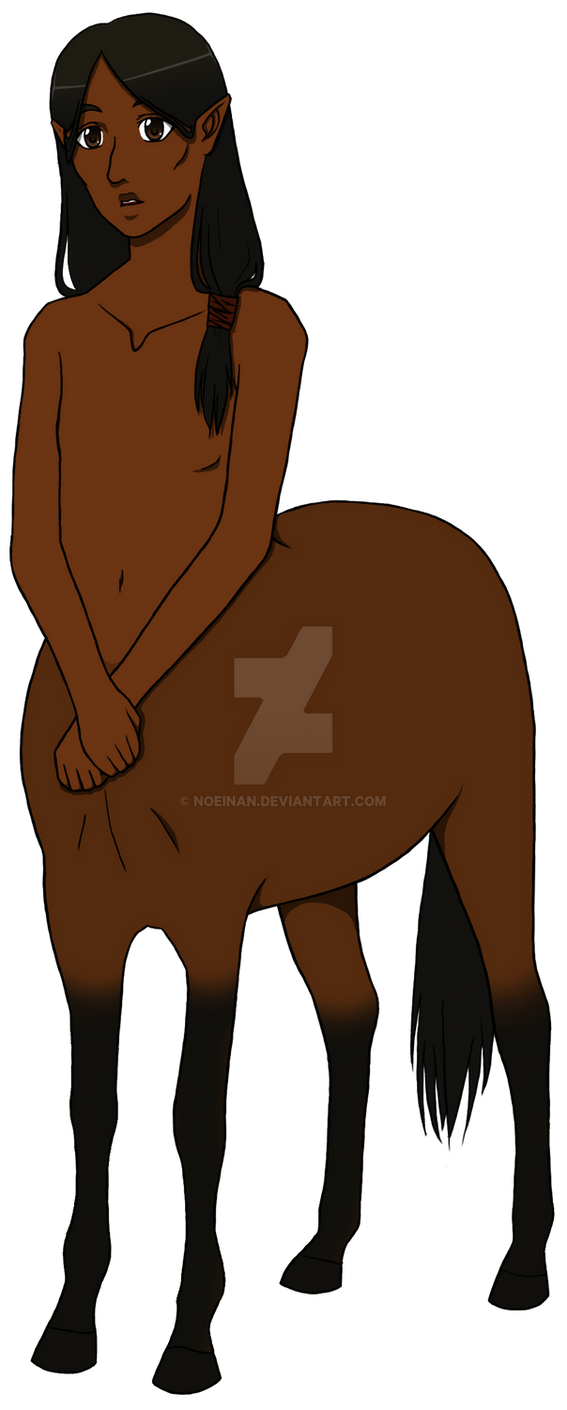Caretaker Centaur: Hierlon by Daikiraikimi