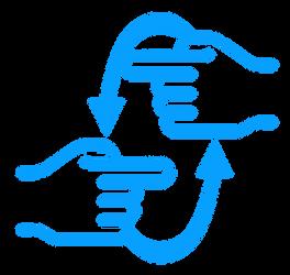 Deaf Symbol by noeinan