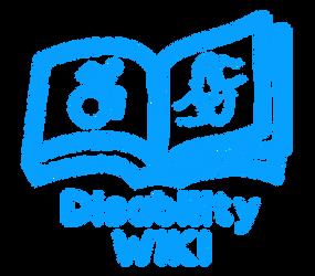 Disability Wiki Logo by noeinan