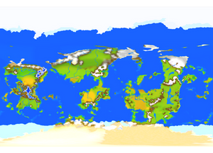 Crimson Rue: World Map