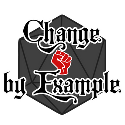 Change By Example Logo