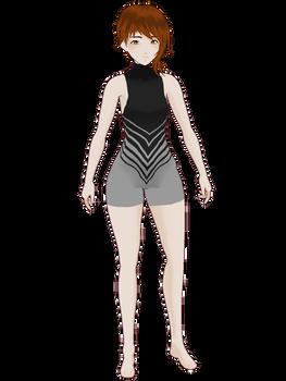 Vroid Noeinan Accelerator Bodysuit