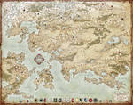 The Grand Map of Hyranden