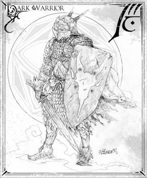 Dark Warrior Conceptual Piece