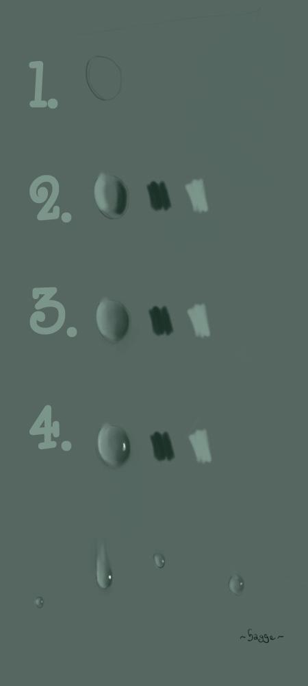 easy waterdrop tutorial by Hagge