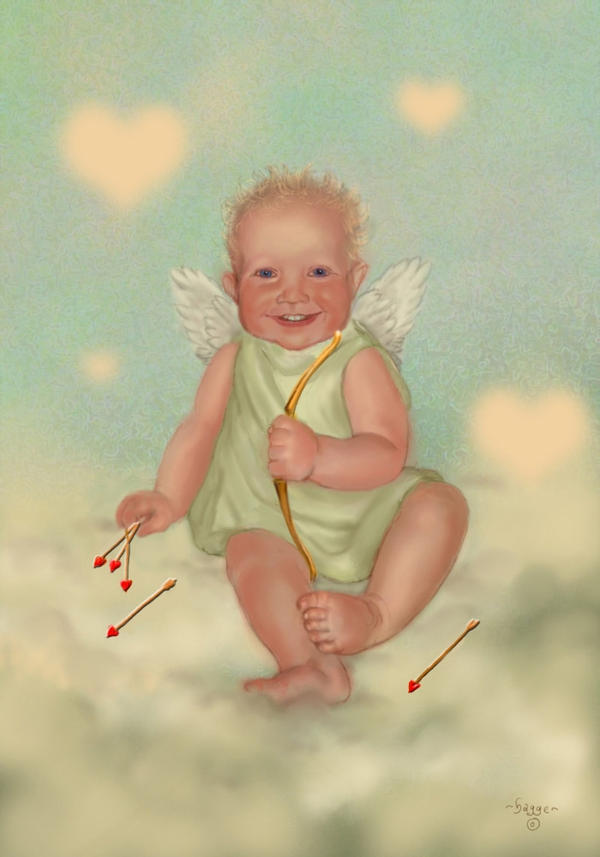 Cupid by Hagge