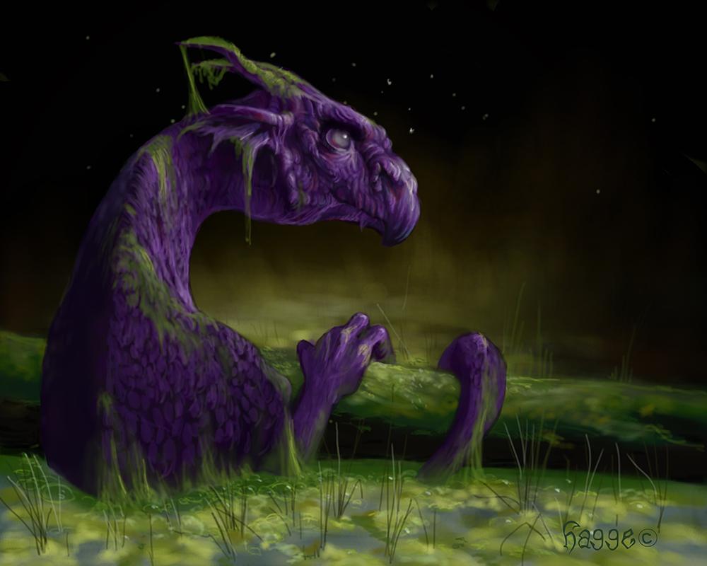 Seventh Sanctum Dragon Contest by Hagge