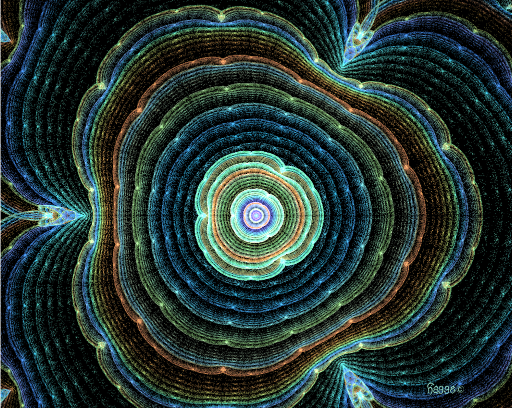 fractal II by Hagge