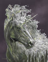 Water Horse by Hagge
