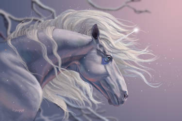 The Prince Of Winter by Hagge