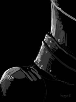 Inktober Armor