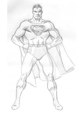 Golden Age Superman Sk...