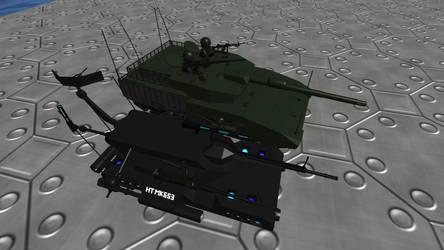 Machinecraft Tanks