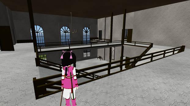 Machinecraft Mansion Main Hall Interior