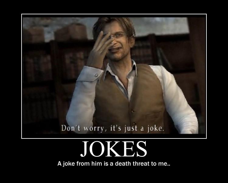 Motivational- Jokes