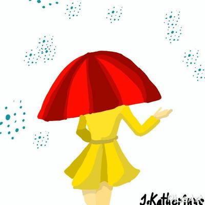 Rain by CuddleKittyy