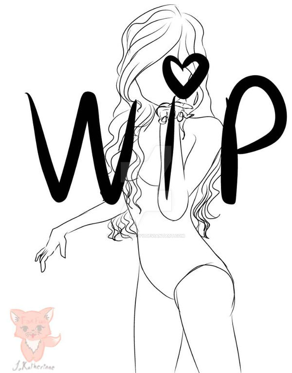 Work In Progress  ( poison ivy ) :3 by CuddleKittyy