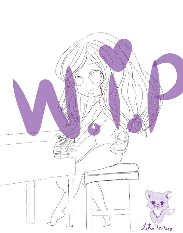 WIP by CuddleKittyy