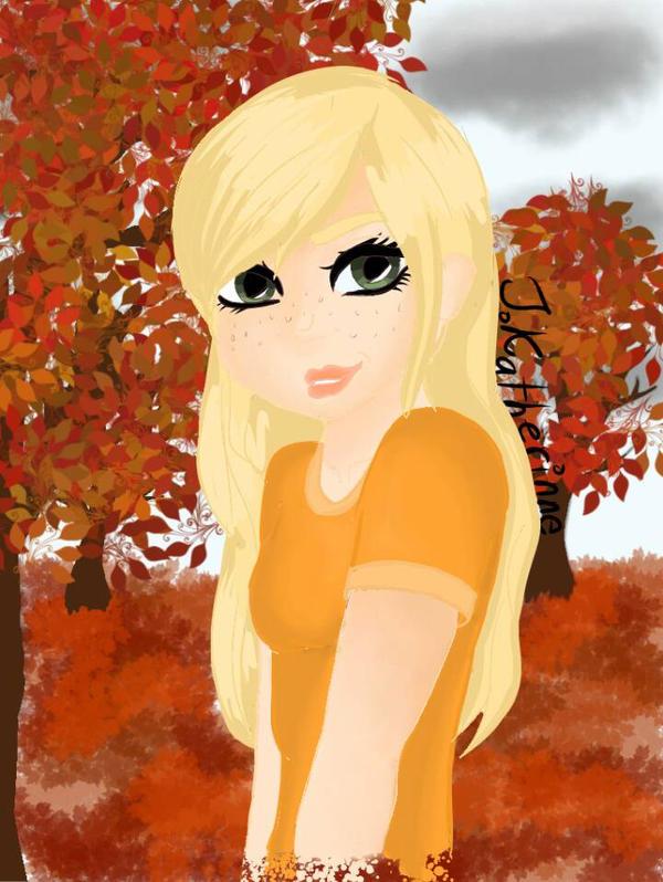 Autumn by CuddleKittyy
