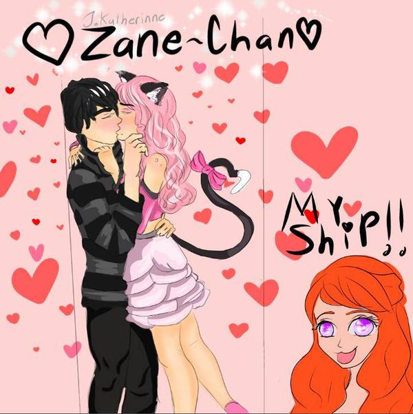 ZANE~CHAN  by CuddleKittyy