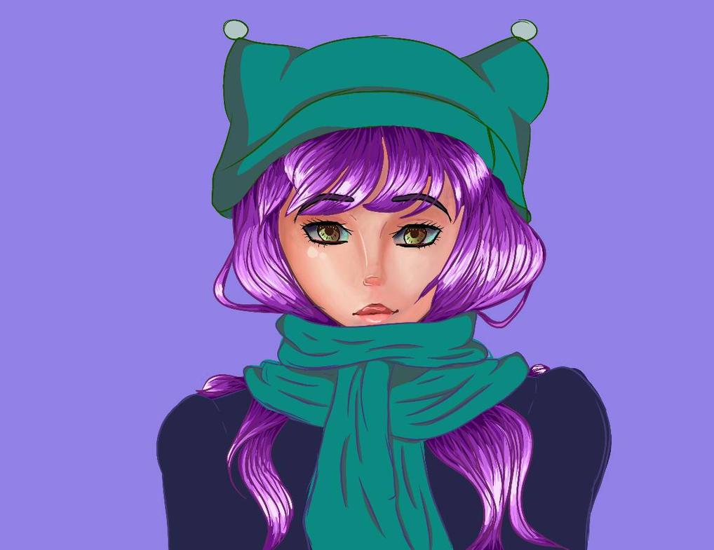 yuriko-yumii Work in progress  by CuddleKittyy