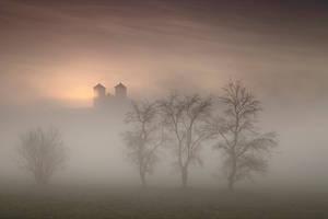 Tyniec abbey by DanielMyszkowski