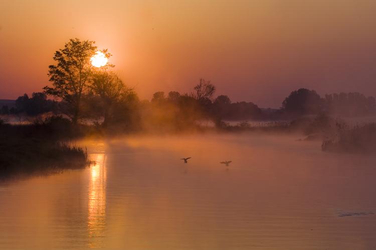 Nida river by DanielMyszkowski