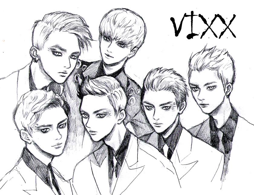Vampire Vixx fanart by Gratchiyo