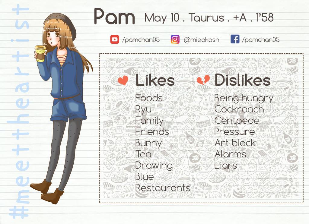 Meet the artist by MieAka