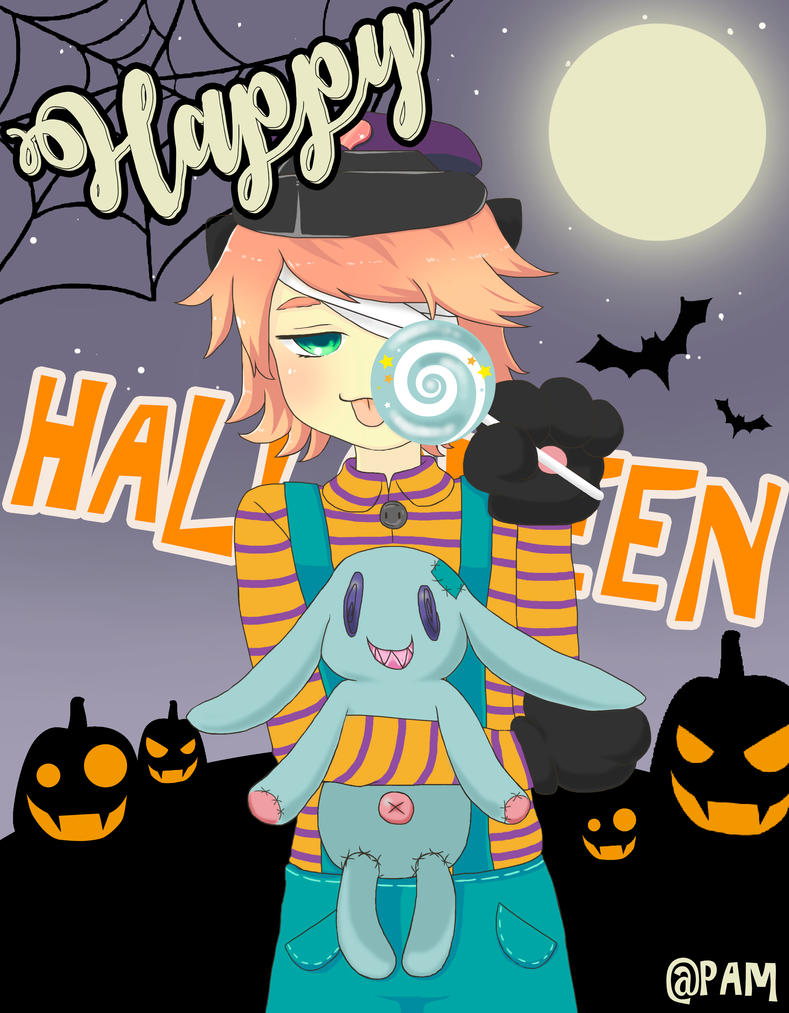 Halloween 2017 by MieAka