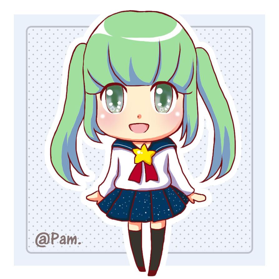 Chibi 3 @2018 by MieAka