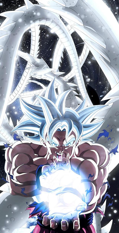 cb1ff748c07295 Goku Super Shenron Ultra Instinct by SkyGoku7 on DeviantArt