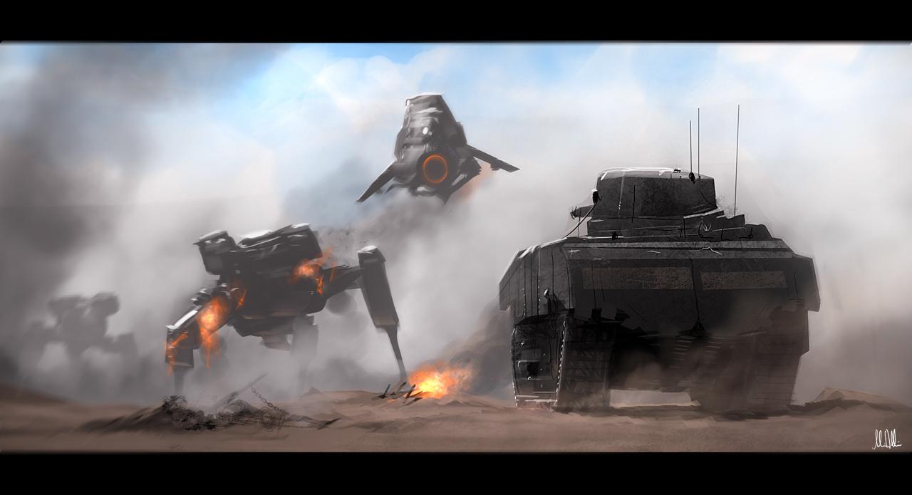 War by AndreeWallin