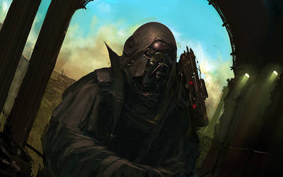 The gatekeeper by AndreeWallin