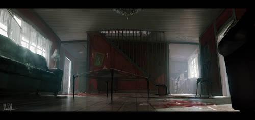 Crime Scene by AndreeWallin