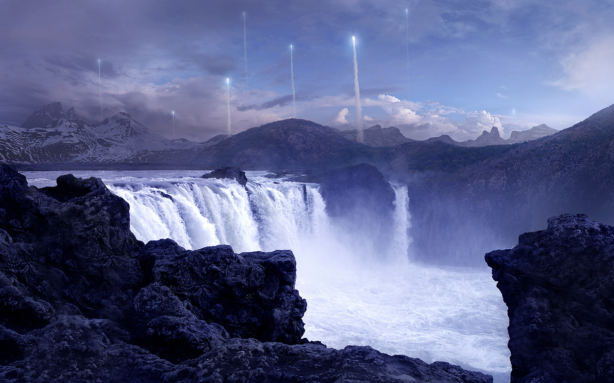 The end of the world by AndreeWallin