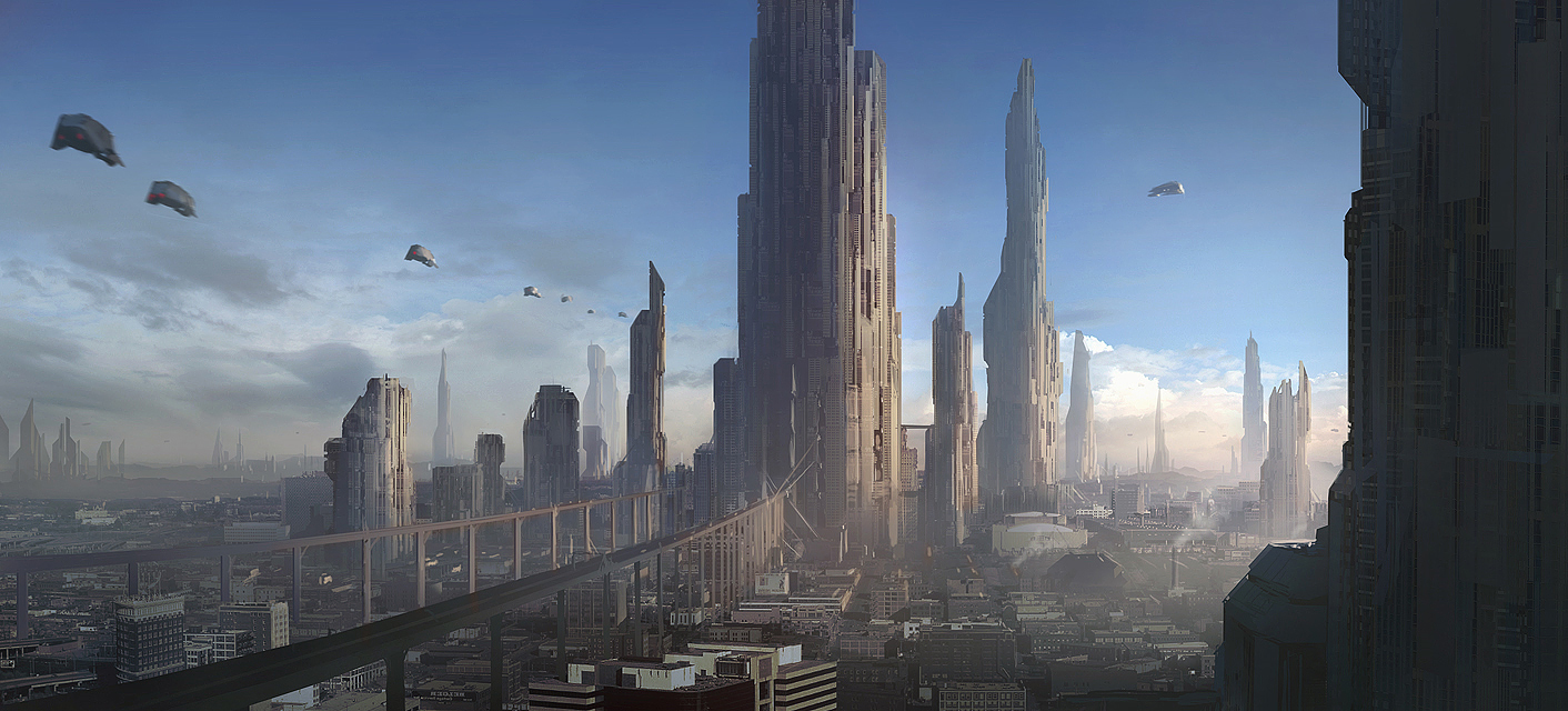 Metropolis Part 1