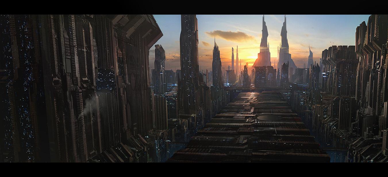 Metropolis pt.3 by AndreeWallin