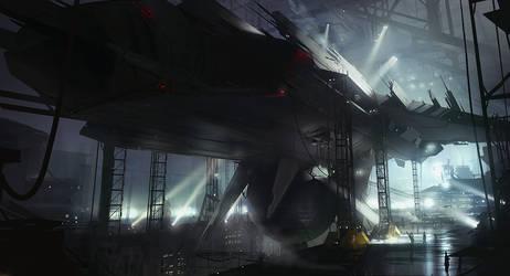 Starship factory