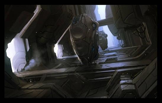 Sci fi alley