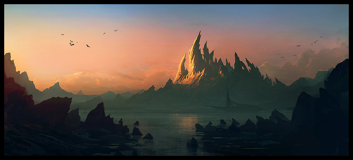 Another mountain by AndreeWallin